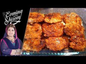 Crunchy Honey Chicken Recipe by Chef Shireen Anwar 8 February 2019