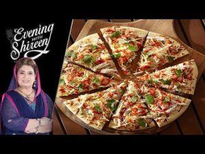 Chicken Sriracha Pizza Recipe by Chef Shireen Anwar 23 January 2019
