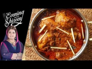 Chicken Zafrani Recipe by Chef Shireen Anwar 7 January 2019