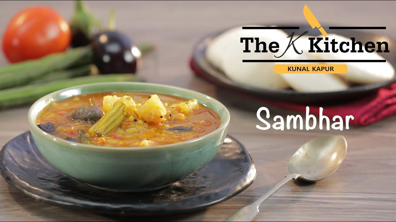 Sambhar Kunal Kapur The K Kitchen The Cook Book