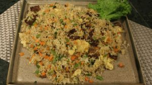 Special Beef With Fried Rice Recipe in Urdu