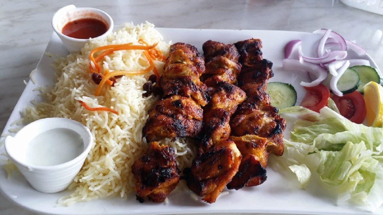Charcoal Kabab