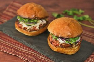 Chicken Tandoori Burger Recipe in Urdu