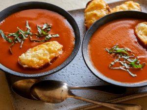 Cream of Tomato Soup Recipe in Urdu