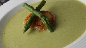 Cream of Fresh Asparagus Soup II Recipe in Urdu