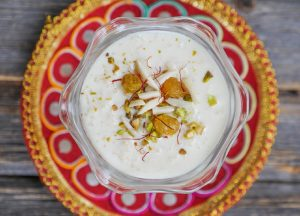 Creamy Basmati Rice Pudding Recipe in Urdu