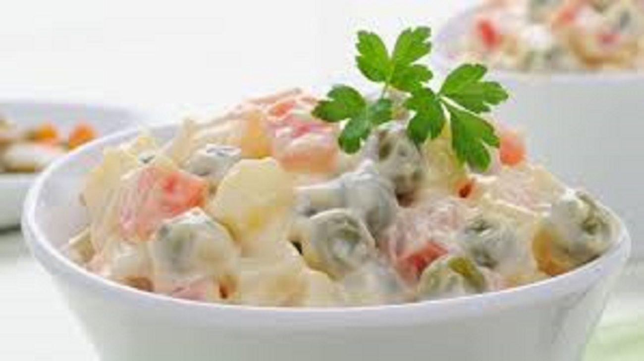 Creamy Chicken Salad Recipe in Urdu