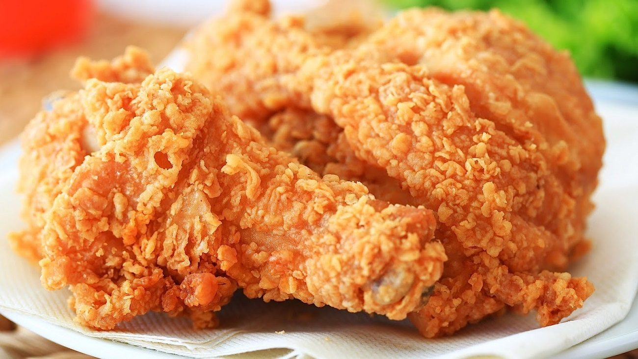 Crispy Chicken Broast