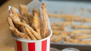 National's Crispy Chicken Fries Recipe in Urdu