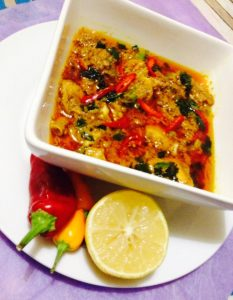 National's Special Chicken Curry Recipe