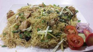 National's Special Chicken Pulao Recipe