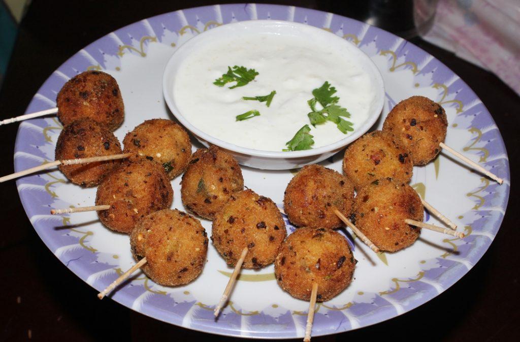 Potatoes Lollipop Recipe Kids Snacks Recipes In Urdu The Cook Book