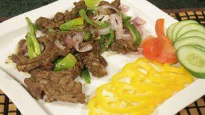 Fried Chops With Capsicum Recipe By in Urdu