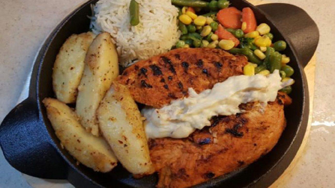 Hammer Chili Chicken Recipe in Urdu