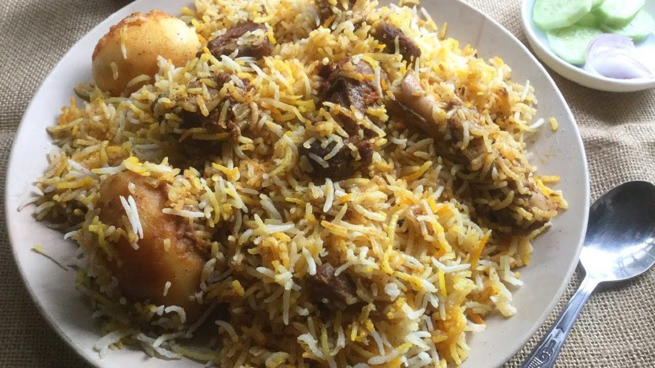 Hyderabadi mutton