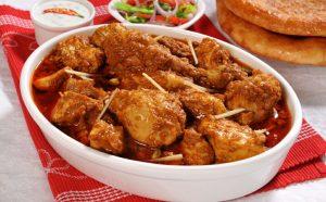 Special National's Chicken Qorma recipe