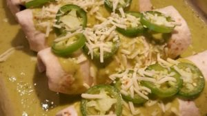 Jalapeno Cream Chicken Enchiladas Recipe in Urdu