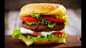 Juicy Beef Burger Recipe in Urdu