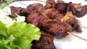 Liver Shashlik Recipe in Urdu