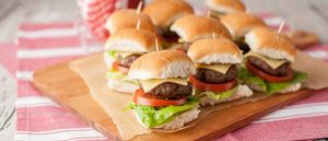 Mini Beef Burgers Recipe in Urdu