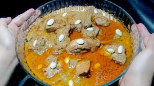 Murg Badami Recipe in Urdu