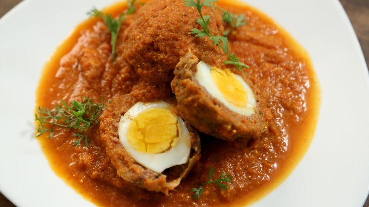 Nargisi Chicken Kofta