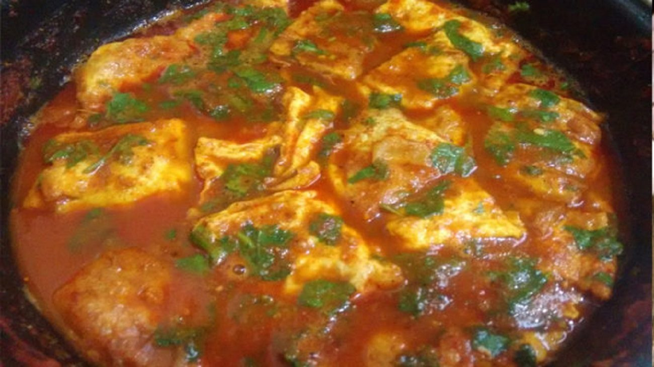 Omelet Curry Recipe
