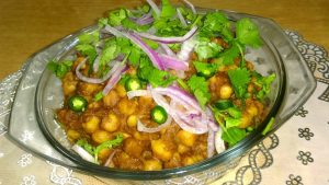 Ragra Chana Chat Recipe in Urdu