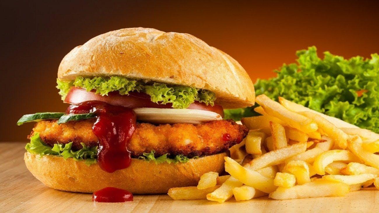 Special RFC Zinger Burger Special Rahat's Zinger Burger