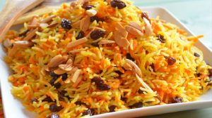 Sweet Fried Rice Recipe in Urdu