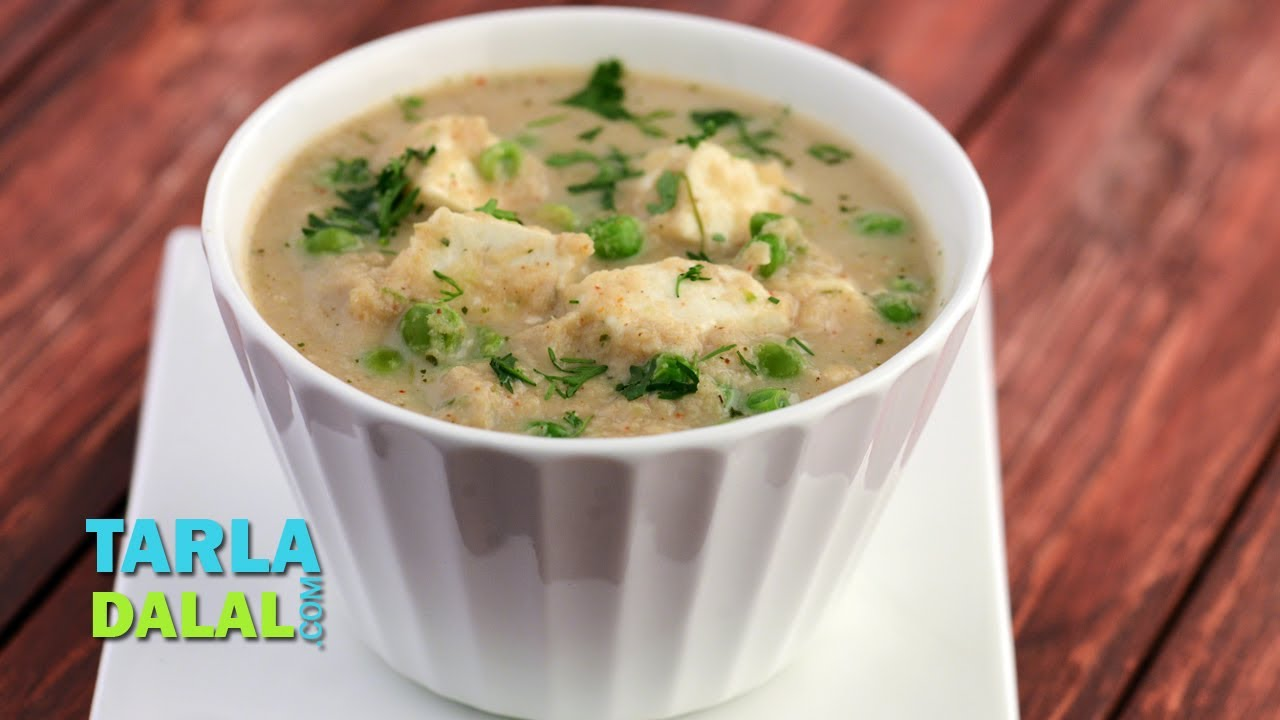 how to cook shahi paneer by tarla dalal
