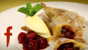 Gordon's Cherry Samosa Recipe | The F Word
