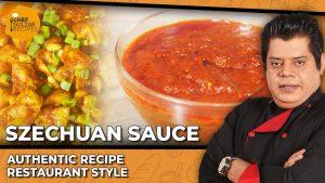 Szechuan Sauce Restaurant Style by Chef Gulzar
