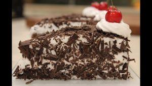 Black Forest Pastry | Cake Recipes | Sanjeev Kapoor Khazana
