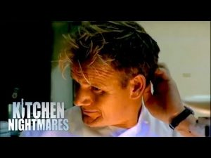 Ramsay shock at Seafood Kitchen - Ramsay's Kitchen Nightmares