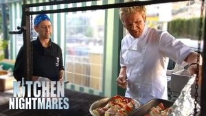 'Torture Rack for Food' - Kitchen Nightmares
