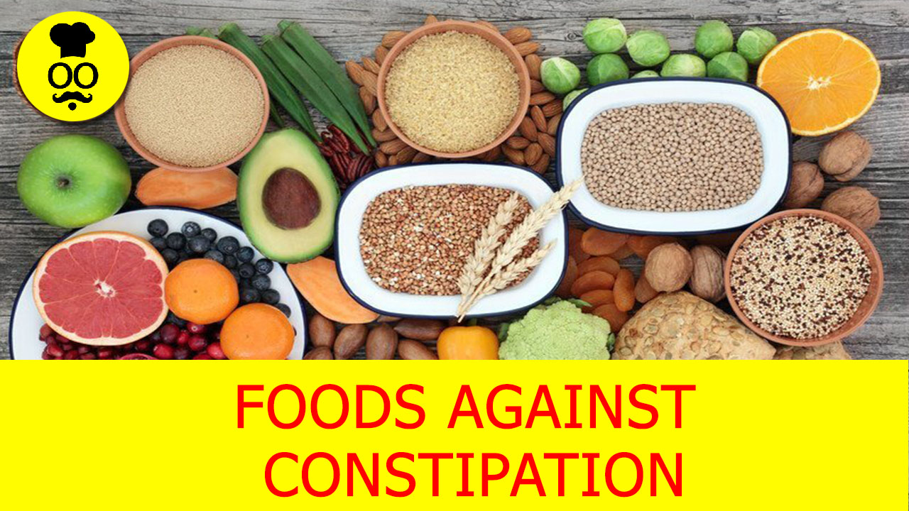 foods against constipation
