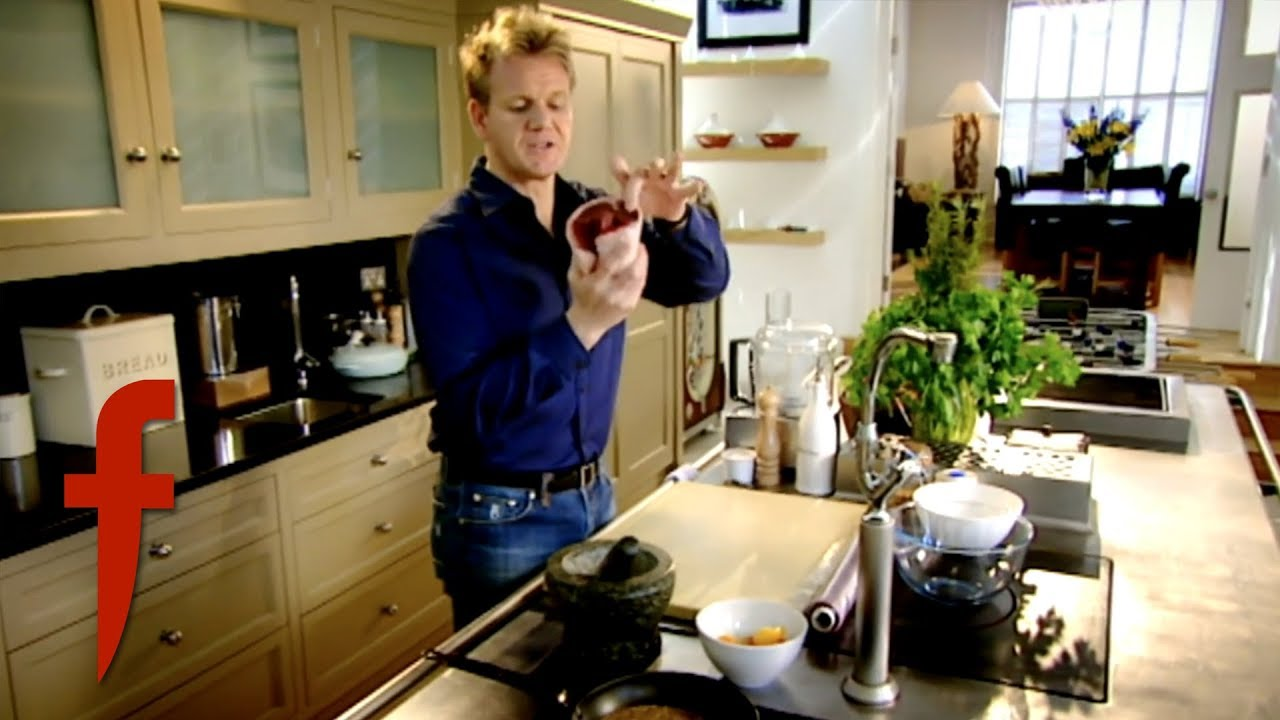 Lamb Recipes With Gordon Ramsay