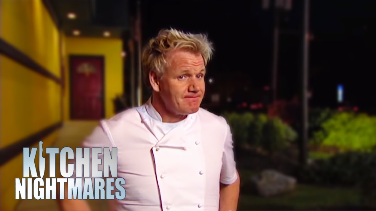 'This has been one of the toughest Nightmares I've done' - Kitchen Nightmares USA