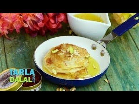 मालपुआ | घर पर ही बनाएं टेस्टी मालपुआ | शाही मालपुआ रेसिपी इन हिंदी | Recipe in Hindi by Tarla Dalal