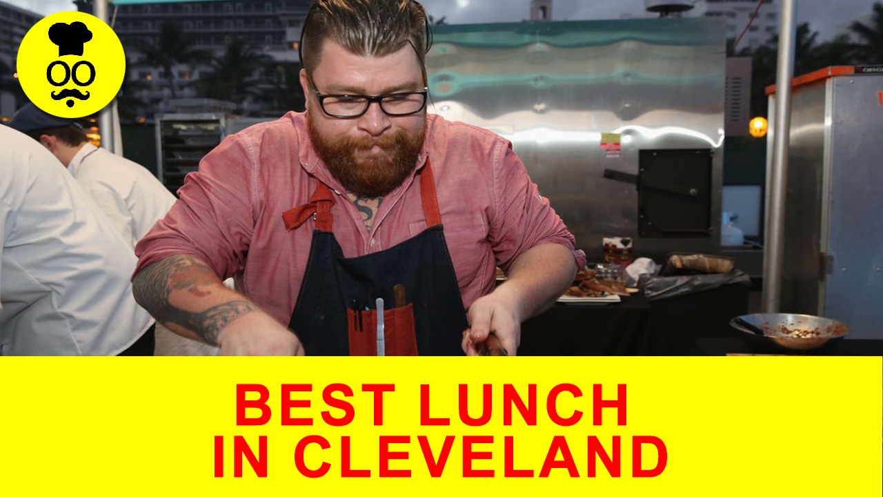 Best Lunch in Cleveland