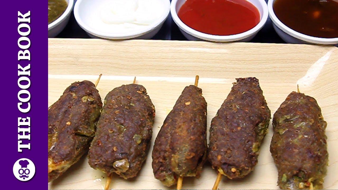 Kache keema ke Kabab Recipe by The Cook Book | Qeemay kay Kabab