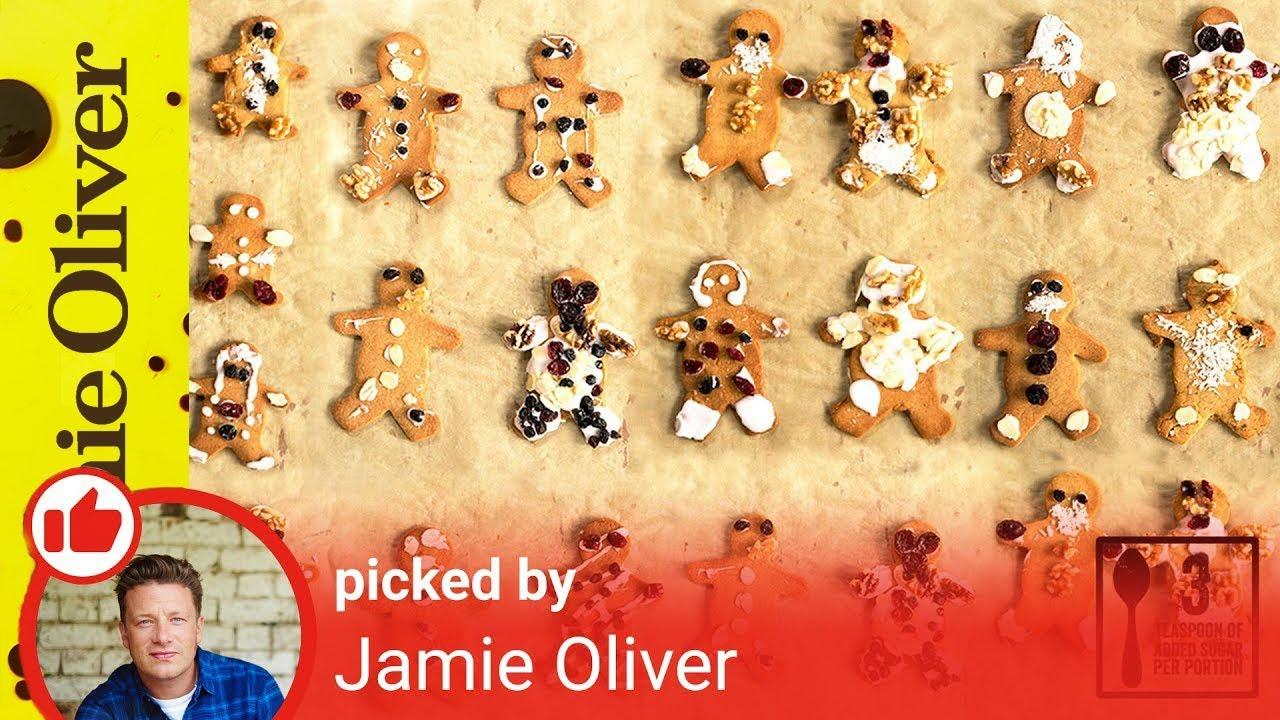 Healthy Holiday Cooking For Kids | Jamie Oliver