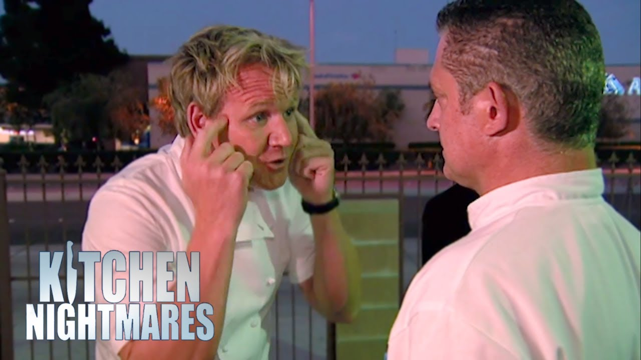 Stuck-up Manager Finally Pleads For Help - Kitchen Nightmares