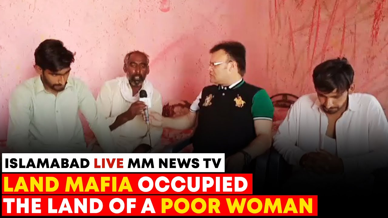 Land Mafia Occupied The Land Of Poor Woman