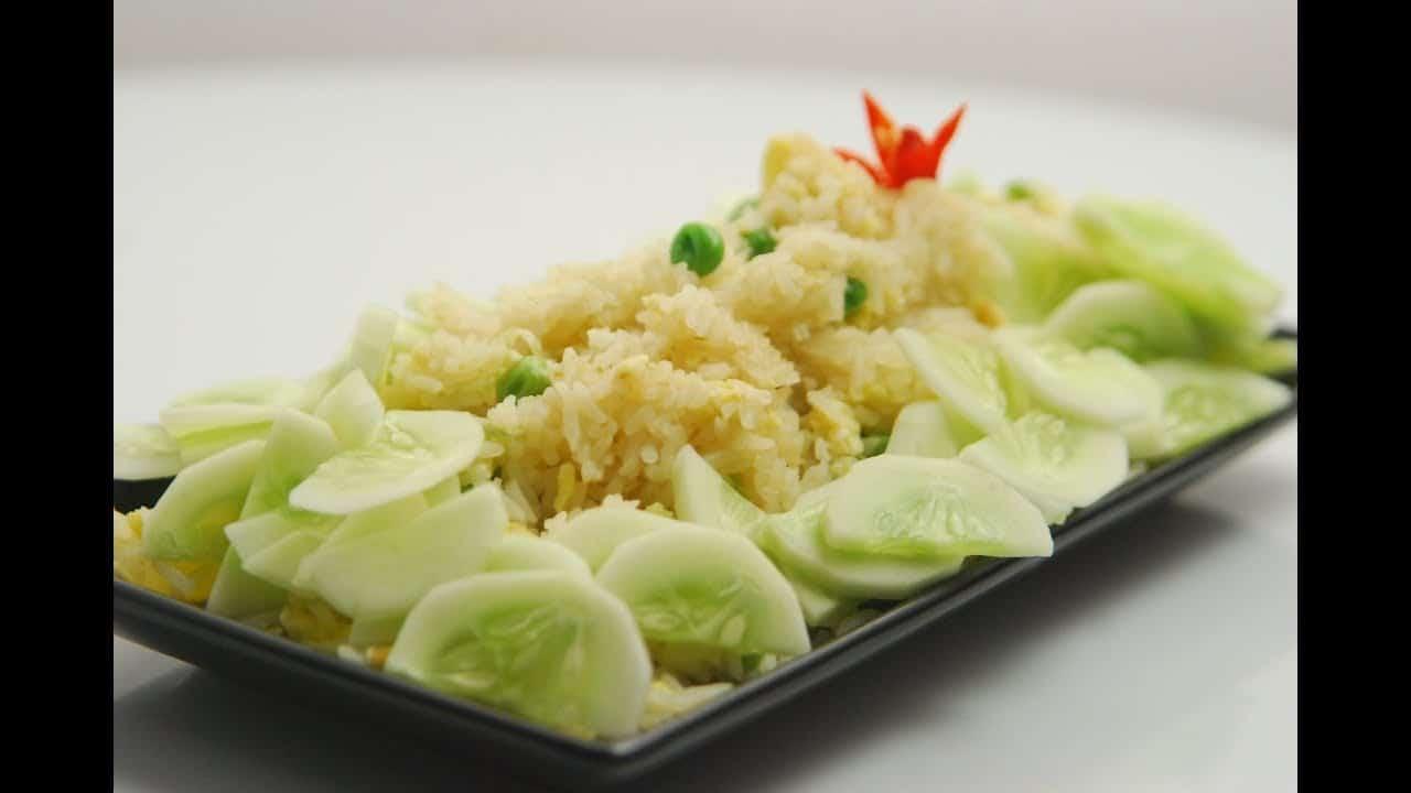 Thai Fried Rice   Cooksmart   Sanjeev Kapoor Khazana