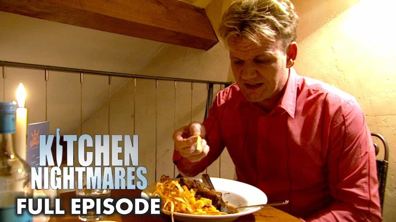 Gordon Ramsay Revisits The Glasshouse | Kitchen Nightmares