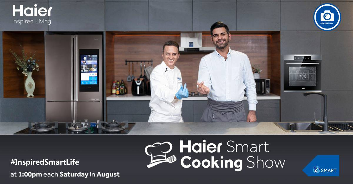 HAIER SMART COOKING SHOW